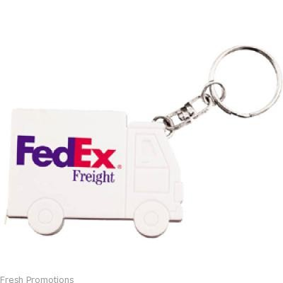Truck Tapemeasure Keyrings