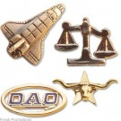 Die Cast Lapel Badges