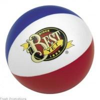 Beach Ball Stress Toys