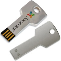 Key Shape Flash Drives