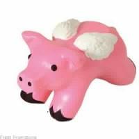 Flying Pig Stress Shapes