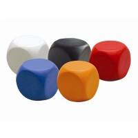 Round Cube Stress Balls