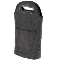 Two Bottle Insulated Wine Cooler & Carrier