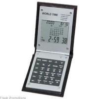 Pocket Clock Calculators
