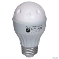 LED Light Bulb Stress Toys