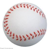 Gel Baseball Stress Toys