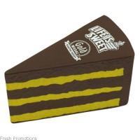 Cake Slice Stress Balls