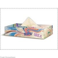 Large Custom Tissue Box