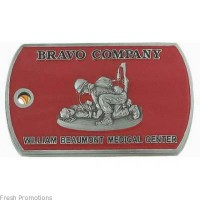 Promotional Metal Tags