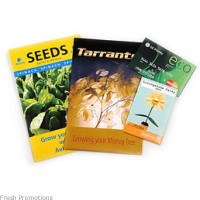 Promo Seed Packets