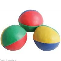 Multi Coloured Juggling Balls
