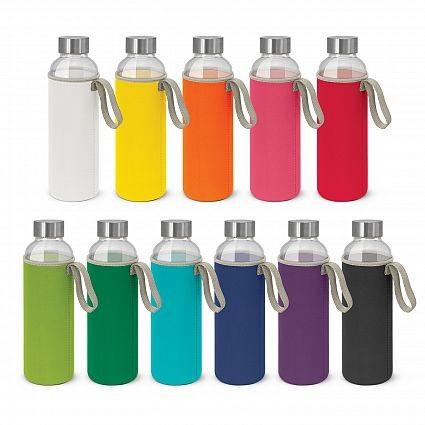 Venus Drink Bottle - Neoprene Sleeve colour range