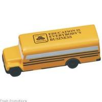 School Bus Stress Toys