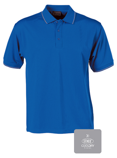 Lightweight Cool Dry Polo Shirts