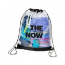 The Transparent Duffle Bag