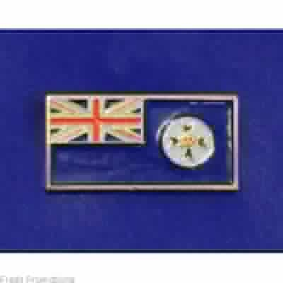 Queensland Flag Lapel Pins