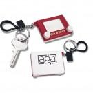 Etch-A-Sketch Keychain