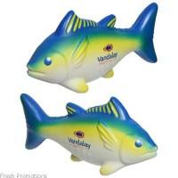 Yellow Fin Tuna Stress Toys