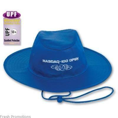Polycotton Slouch Hat