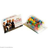 Business Cards With M&Ms