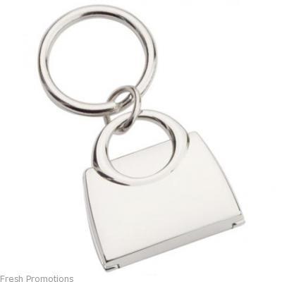 Metal Handbag Keyring