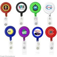 Round Badge Reels