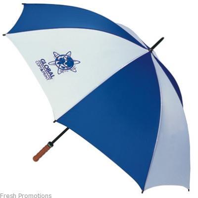 Contrast Golf Umbrellas