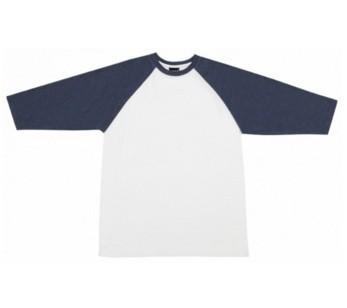 3/4 Raglan Sleeve T Shirts