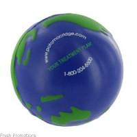 Gel Earthball Stress Toys