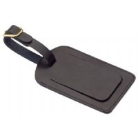 Covered Luggage Tags