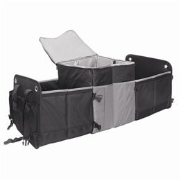 Car Caddy With Insulated Cooler