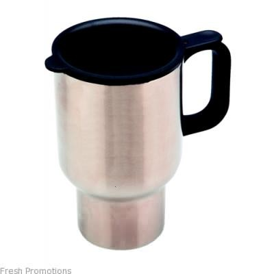 Traveller Mug  Silver