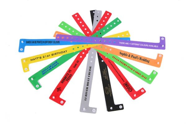 Event & Security Wristbands