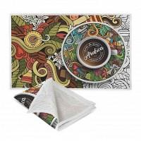Digitally Printed Tea Towels