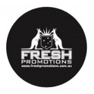 Tyre Covers With One Colour Logo Print