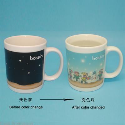 Heat Colour Change Mugs