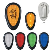Tri Function Reflector Light with Clip