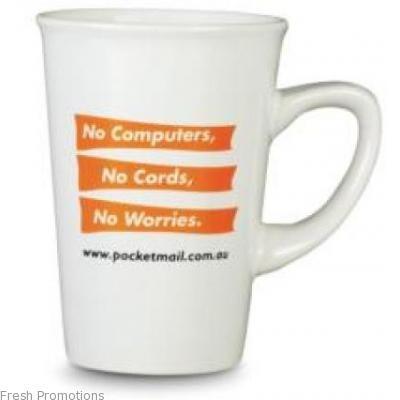 Cone Promotional Mug