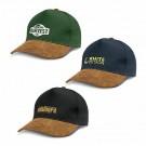 Suede Peak Baseball Caps