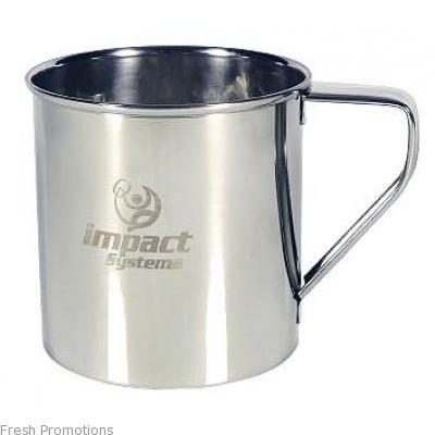 Stainless Coffee Mugs
