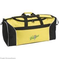 Tri Colour Sports Bag