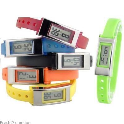 Bangle Sports Wristwatch