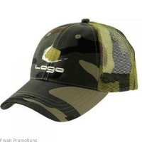 Camouflage Truckers Caps