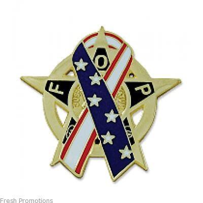 Brass Enamel Badges