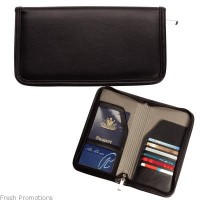 Deluxe Travel Wallets