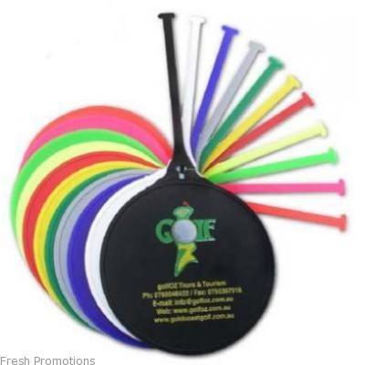 Branded Golf Bag Tags