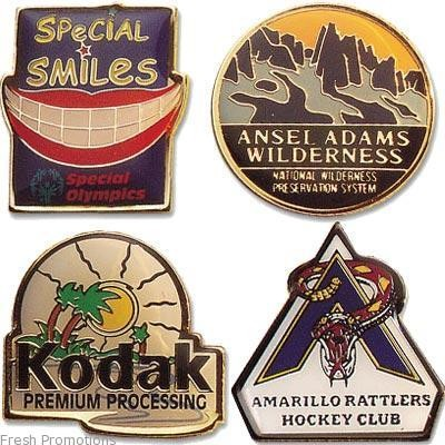 Photo Etched Badges