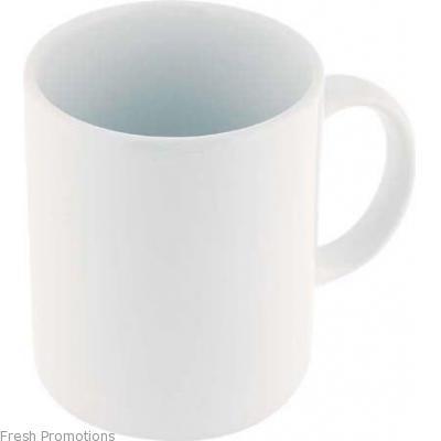 White Can Coffee Mugs