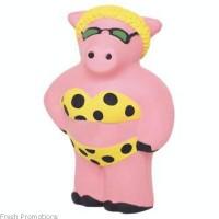 Cool Beach Pig Stress Toys