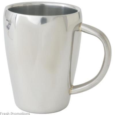 Executive Stainless Steel Coffee Mug